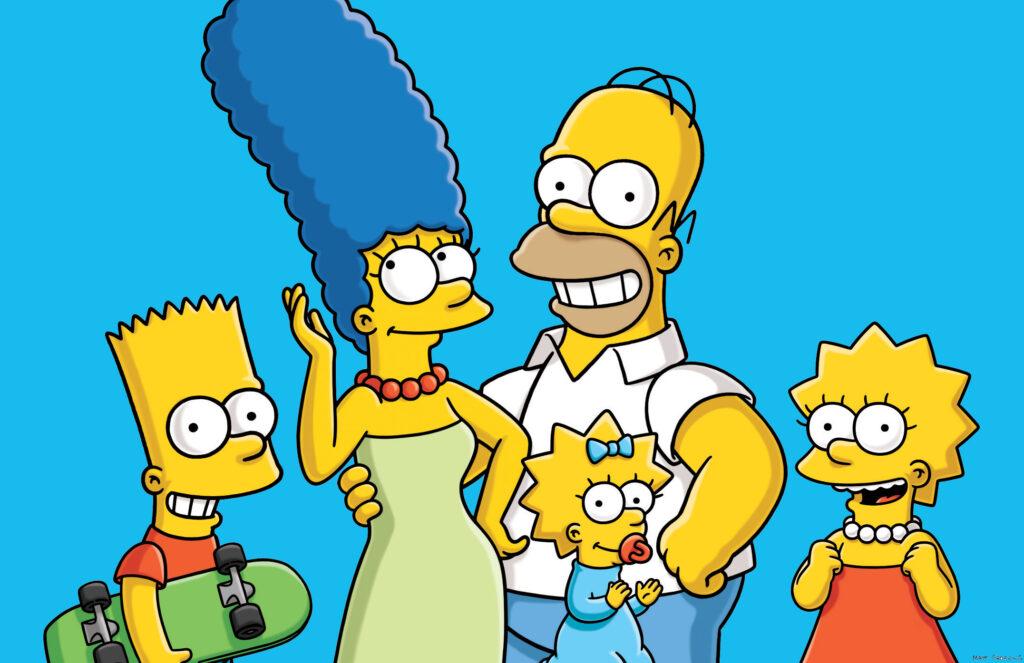I Simpson - migliori serie TV divertenti