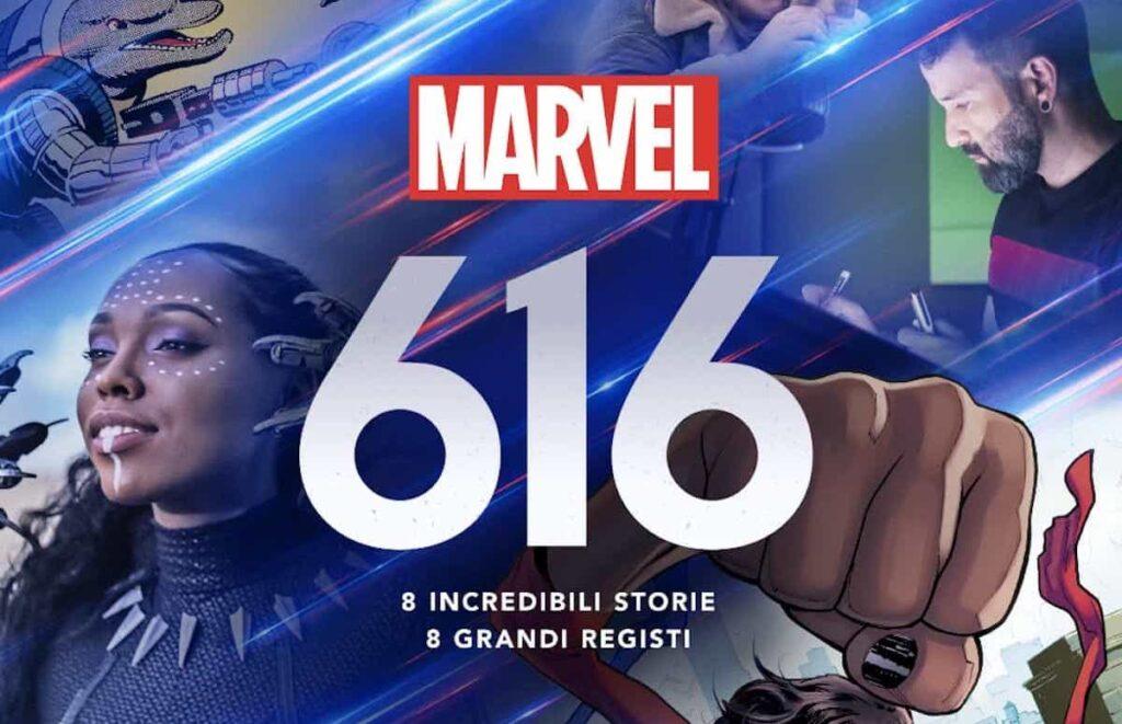 Marvel 616 - novità Disney+ novembre 2020