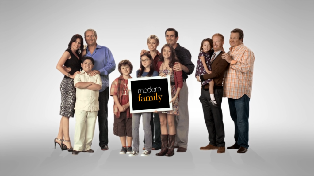 Modern Family - migliori serie TV divertenti