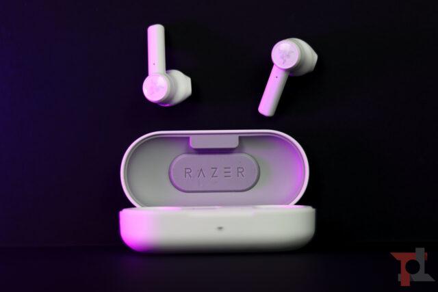 Razer Hammerhead True Wireless recensione