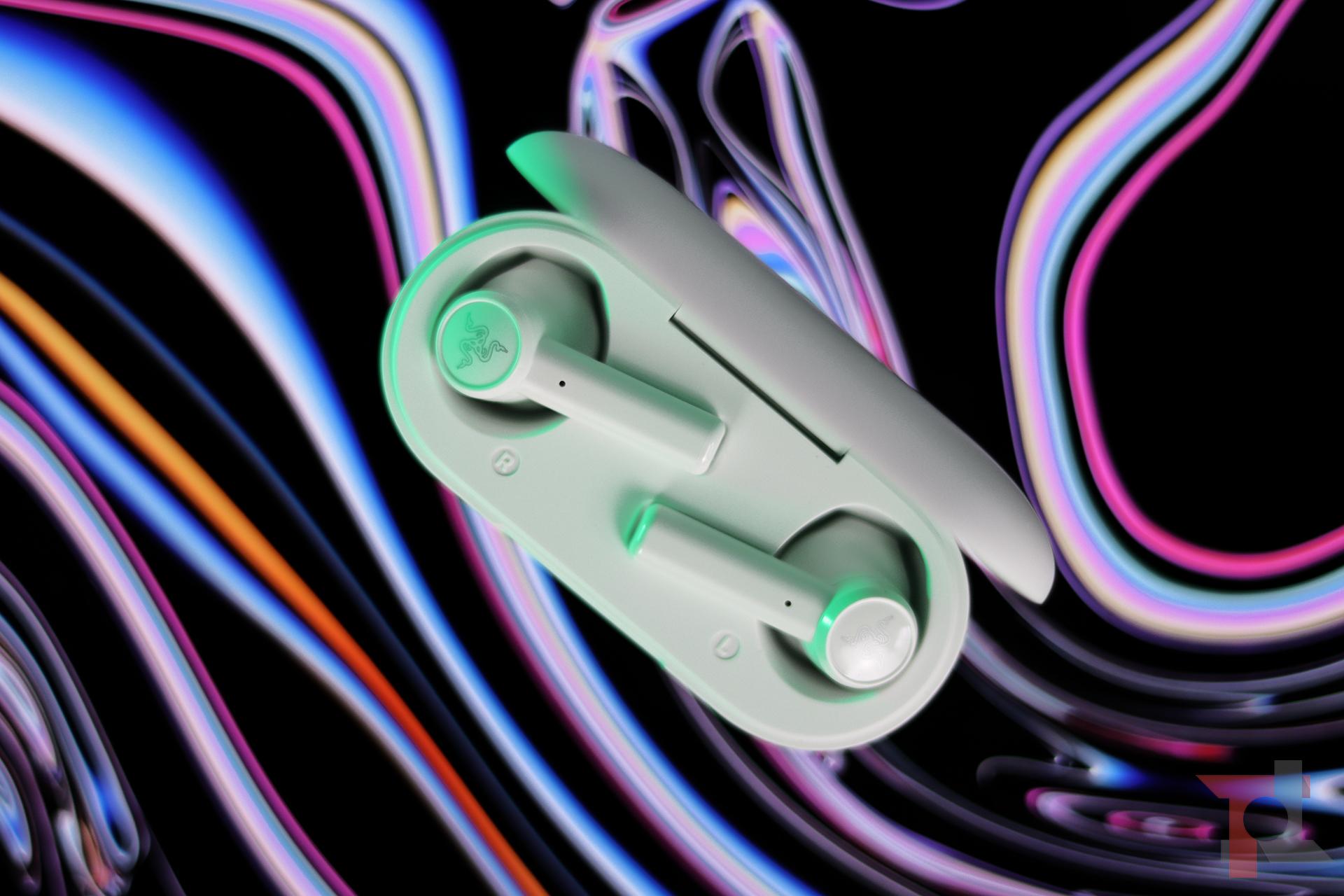 Razer Hammerhead True Wireless scheda tecnica