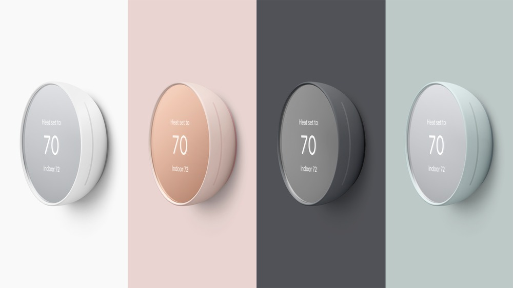 Google presenta il nuovo termostato Nest, più intelligente ed economico che mai 1
