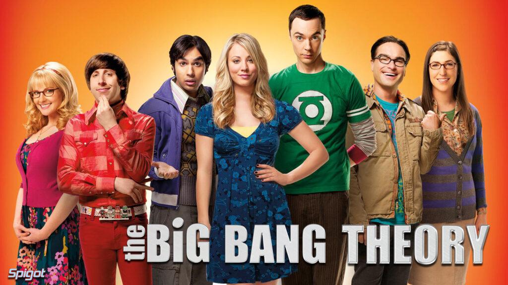 The Big Bang Theory - migliori serie TV divertenti