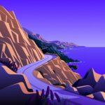 Apple rilascia una nuova beta di macOS Big Sur con nuovi stupendi sfondi 22