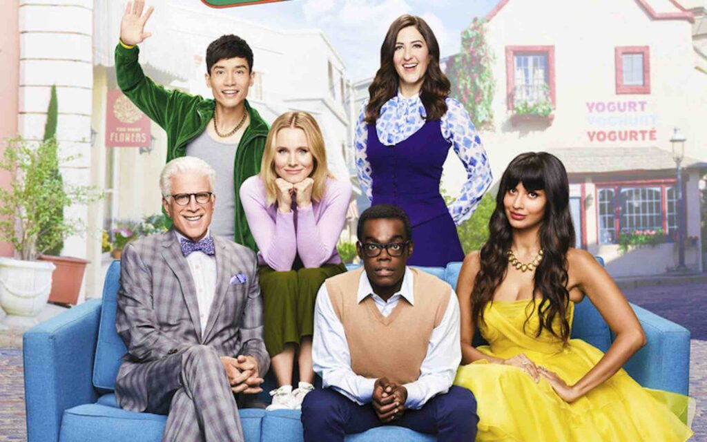 The Good Place 4 - novità Infinity TV novembre 2020