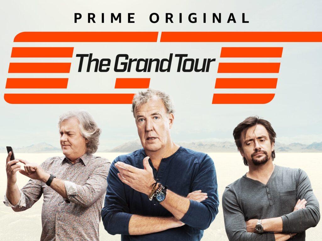 The Grand Tour - migliori serie TV divertenti