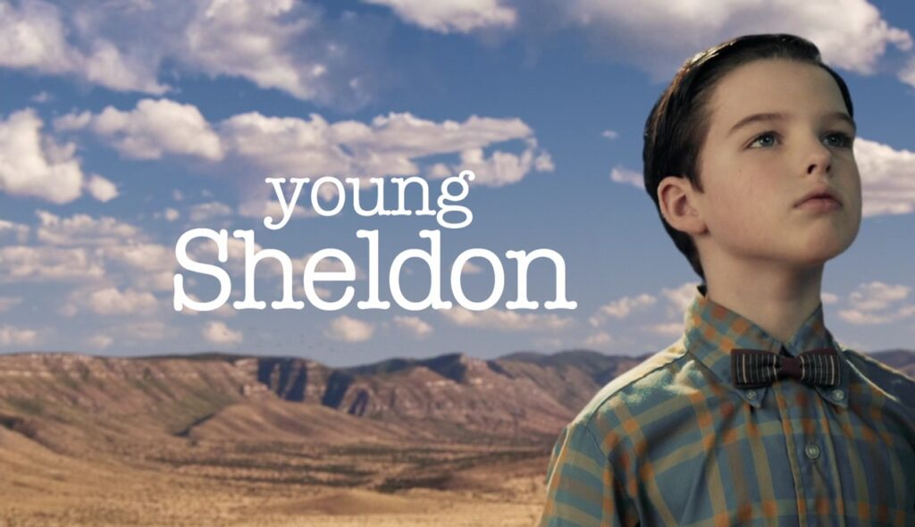 Young Sheldon 3 - novità Infinity TV novembre 2020
