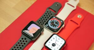 Apple Watch 6, SE, 3