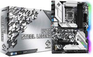ASRock H470 Steel Legend ATX
