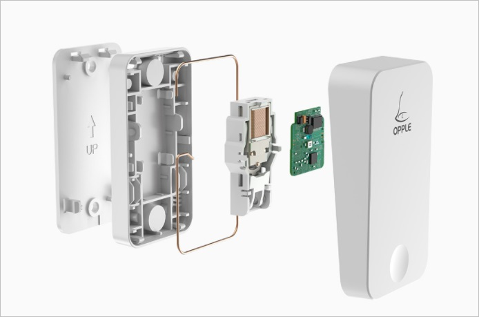 Xiaomi lancia un campanello wireless autoalimentato a meno di 7 euro 2