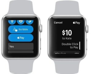 come usare Siri Apple Watch Apple Pay Paypal