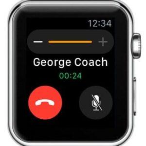 come usare Siri Apple Watch chiamate