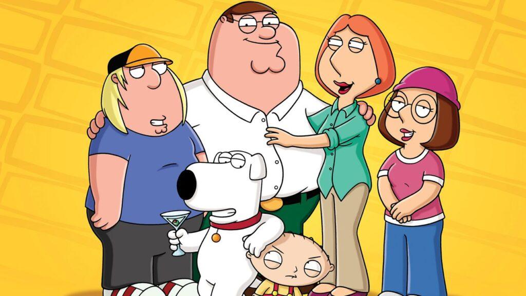 I Griffin - migliori serie TV divertenti