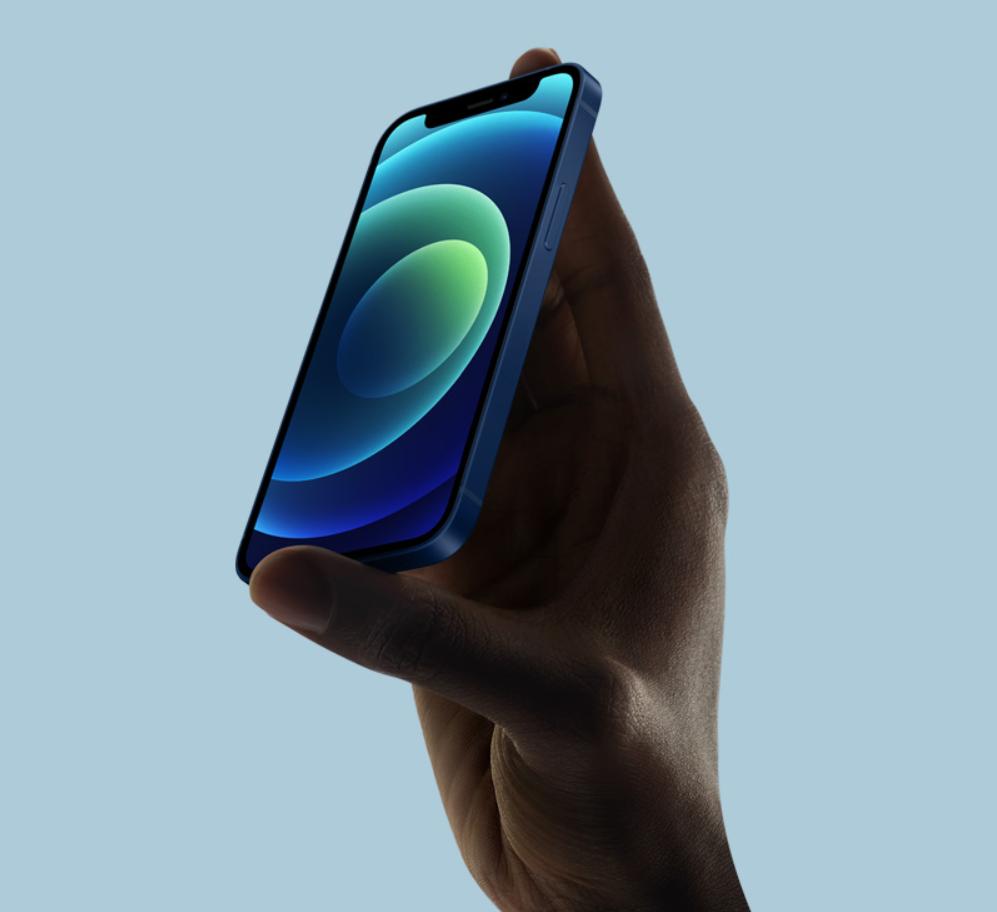 iPhone 12 copertina