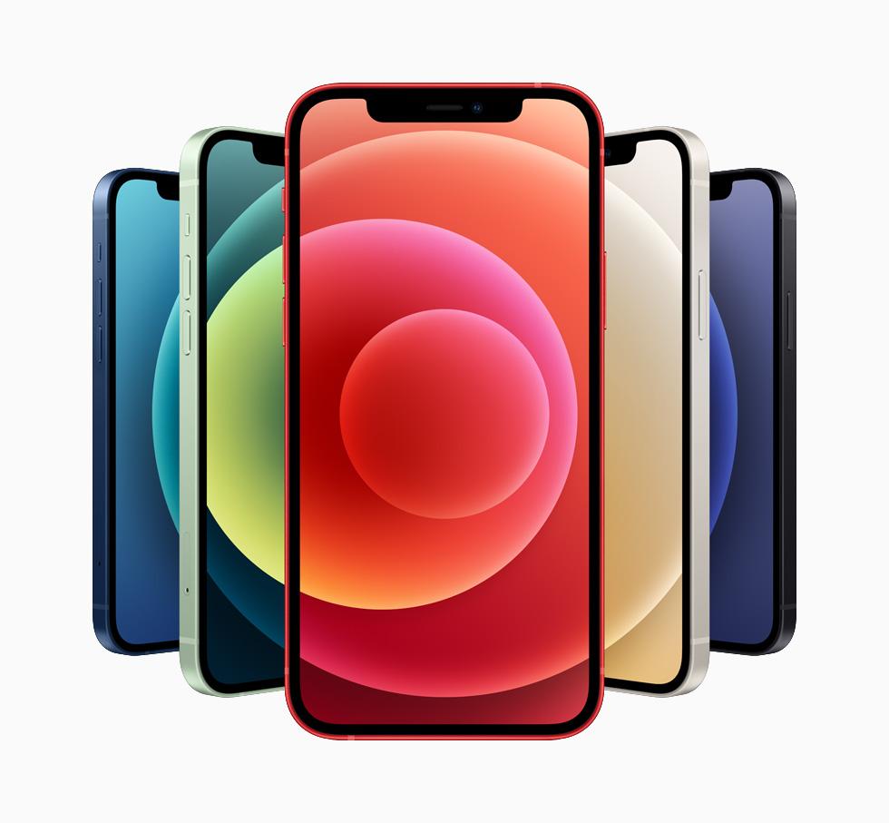 iphone 12 mini colori