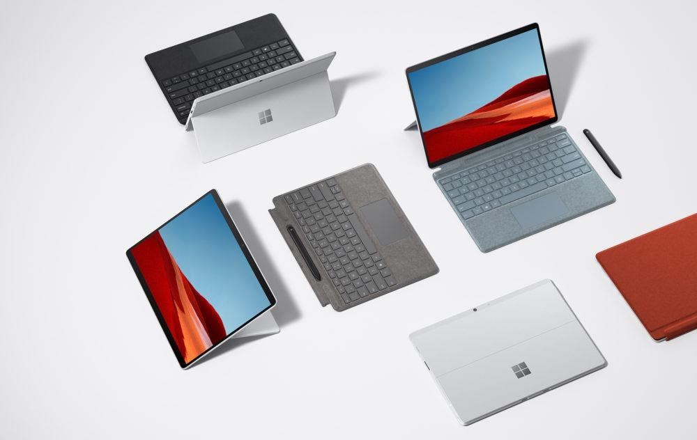 Microsoft Surface Pro X sbarca in Italia con due configurazioni e Microsoft SQ2 1