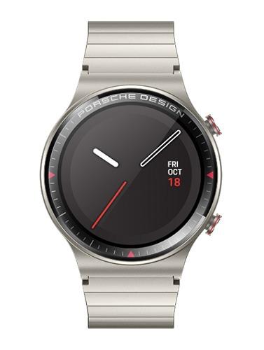 Porsche Design Huawei Watch GT2 è il nuovo smartwatch di fascia alta 1