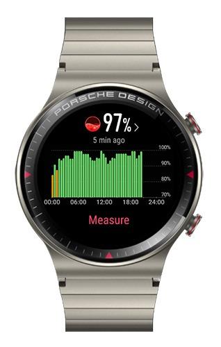 Porsche Design Huawei Watch GT2 è il nuovo smartwatch di fascia alta 2