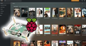 raspberry pie media center plex copertina