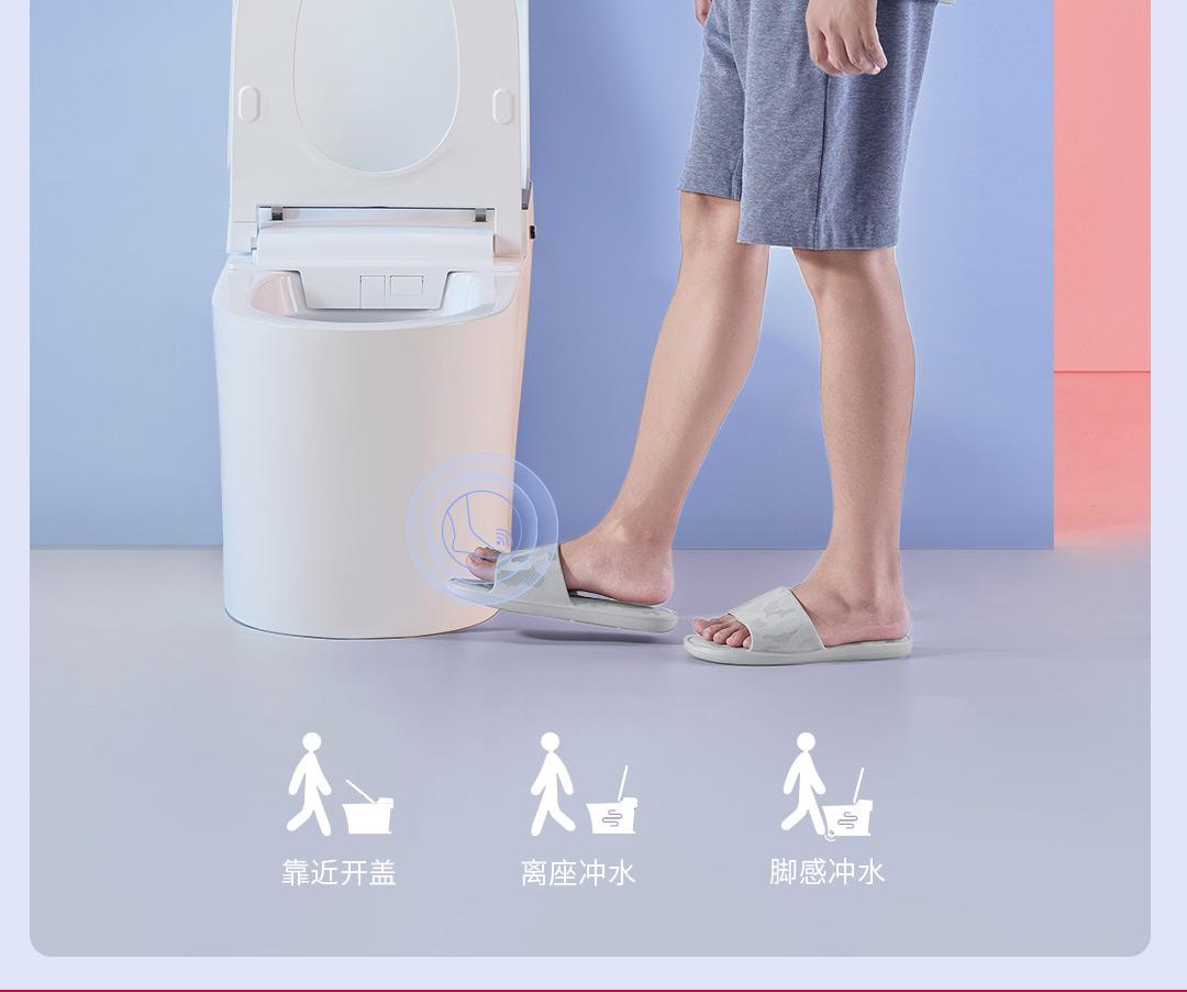 Xiaomi lancia una nuova toilette smart con attivazione vocale 3