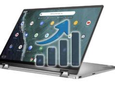 Crescita Chromebook e Tablet