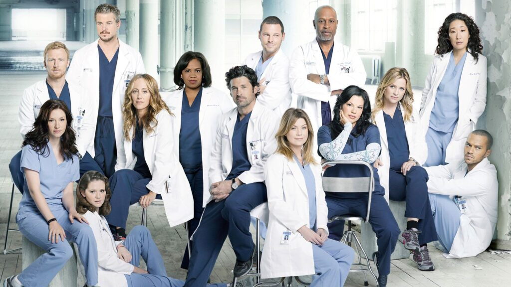 Grey's Anatomy 17 - novità NOW TV e Sky On Demand novembre 2020