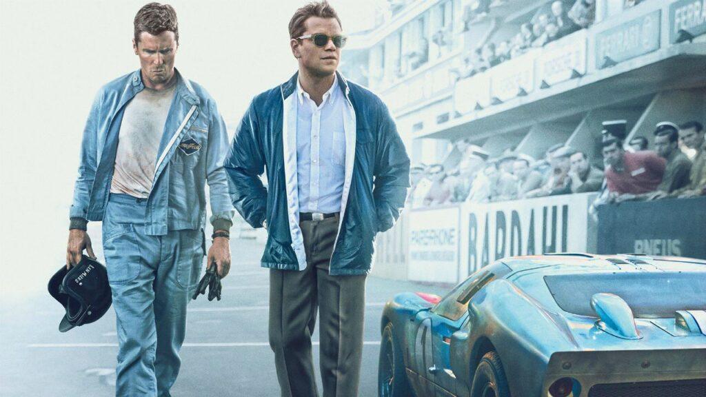 Le Mans '66 - novità NOW TV e Sky On Demand novembre 2020