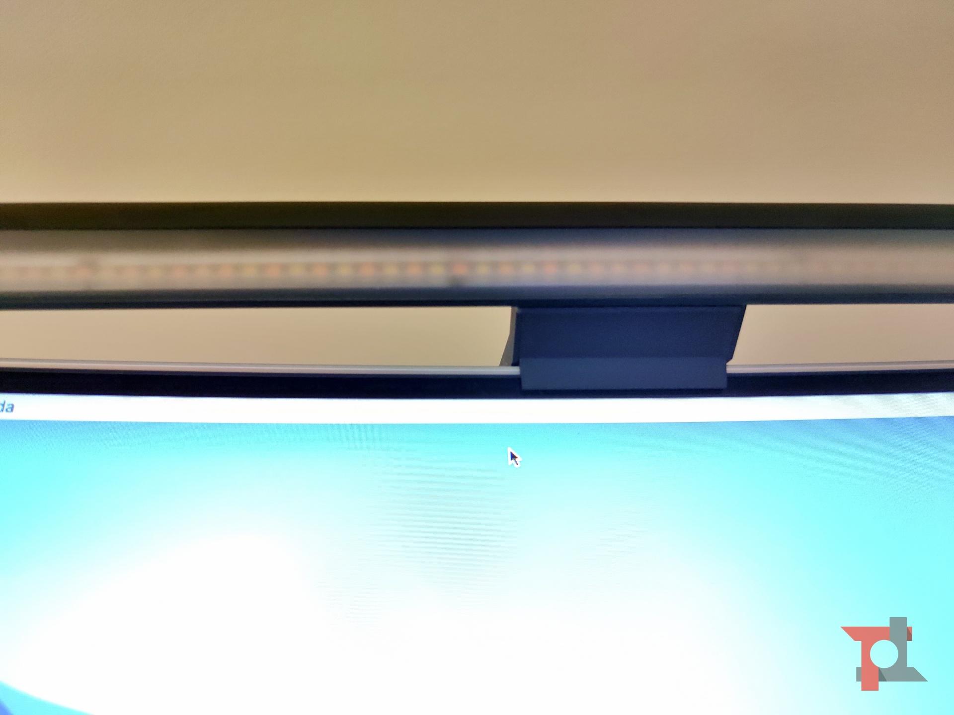 Recensione Xiaomi Mijia Monitor Lamp, luce da scrivania per tutti 9