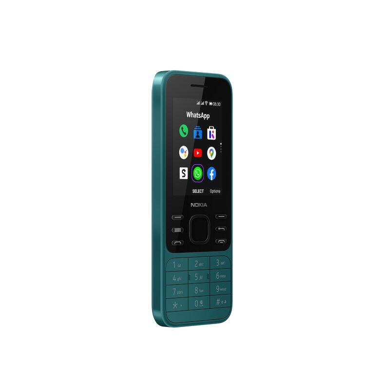 Nokia svela due feature phone con Google Assistant: ecco Nokia 8000 e 6300 1