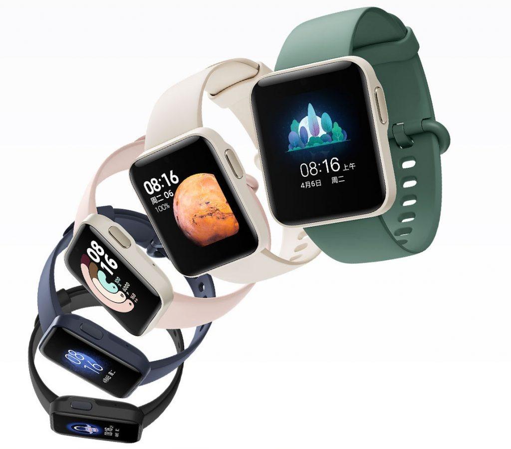 Redmi Watch, con schermo da 1,4 pollici e NFC è ufficiale in Cina 1