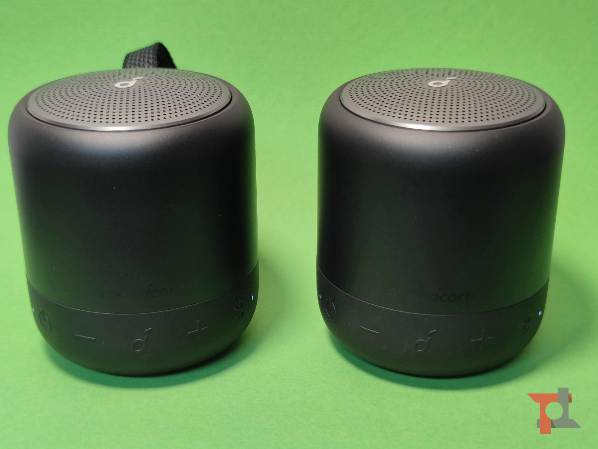Recensione Soundcore Mini 3, piccolo speaker tuttofare che non teme l'acqua 7