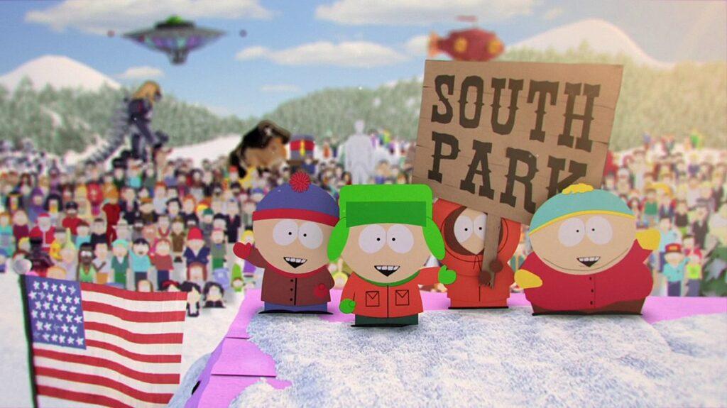 South Park - migliori serie TV divertenti