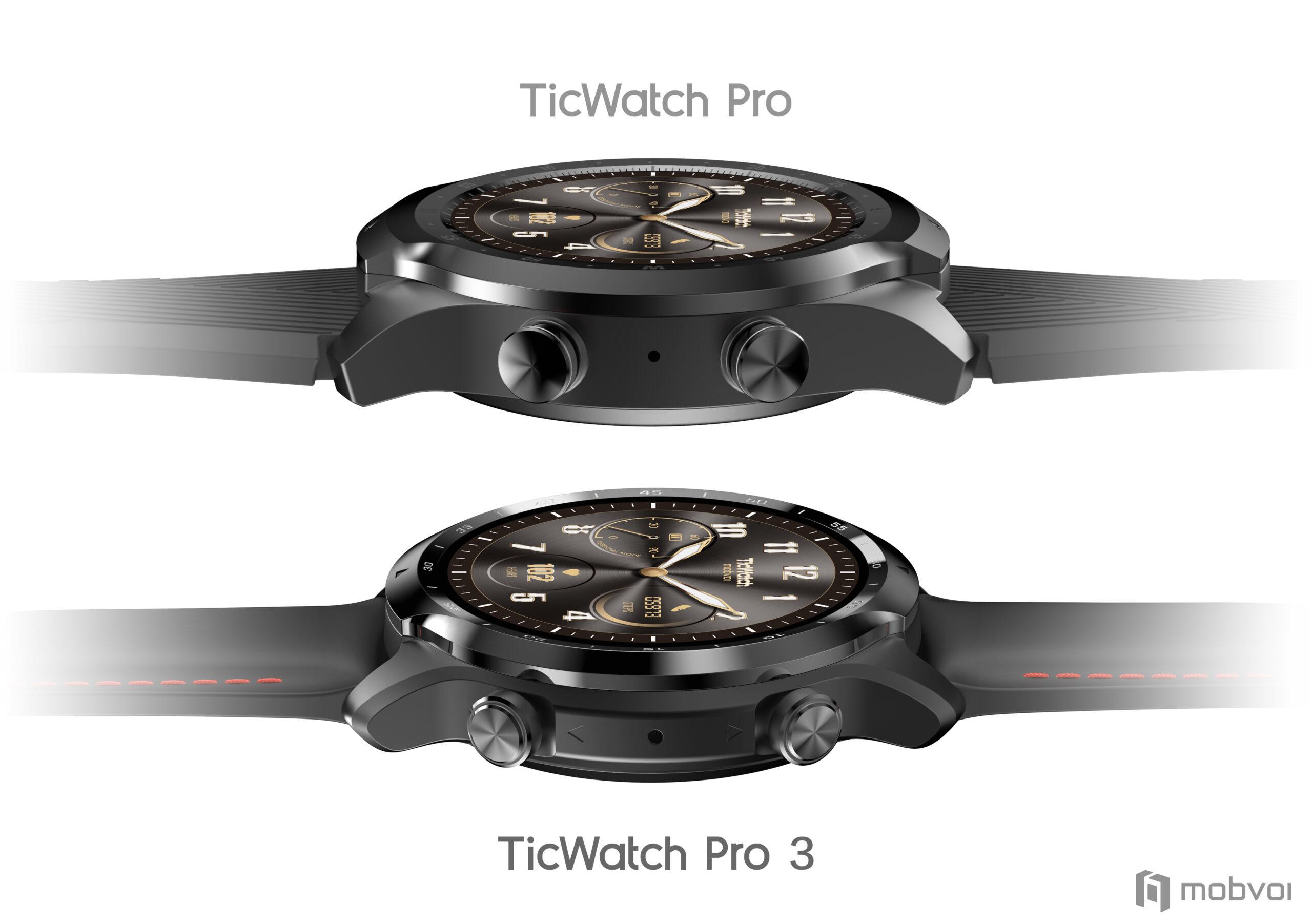 TicWatch Pro 3 LTE