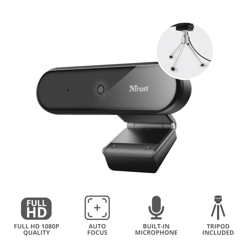 Trust presenta nuovi accessori destinati allo smart working 5
