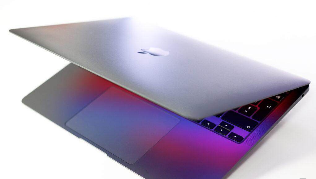 apple macbook air m1 design