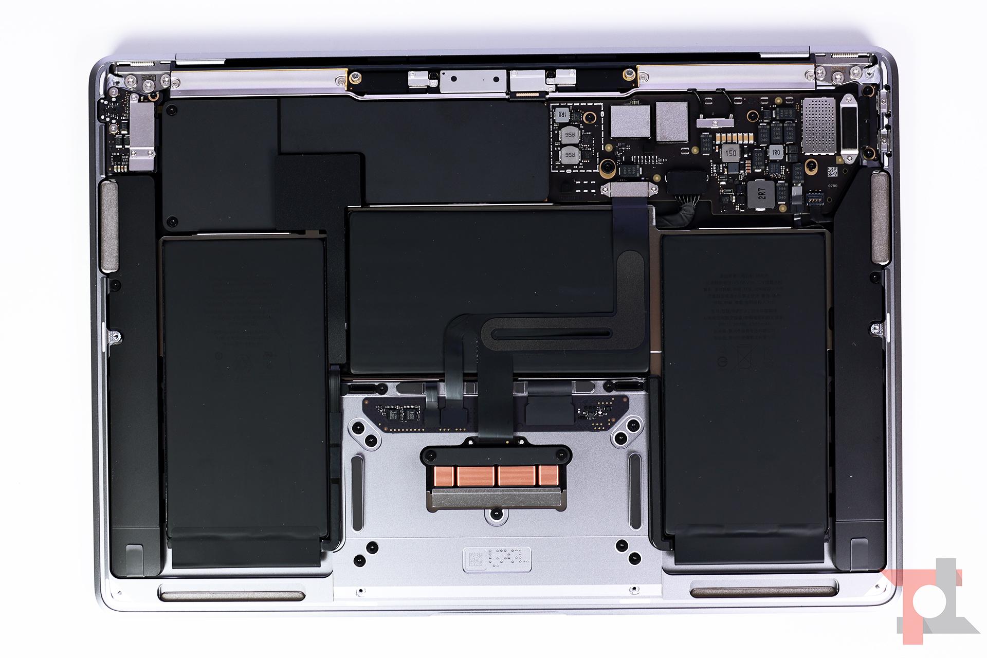 apple macbook air m1 teardown