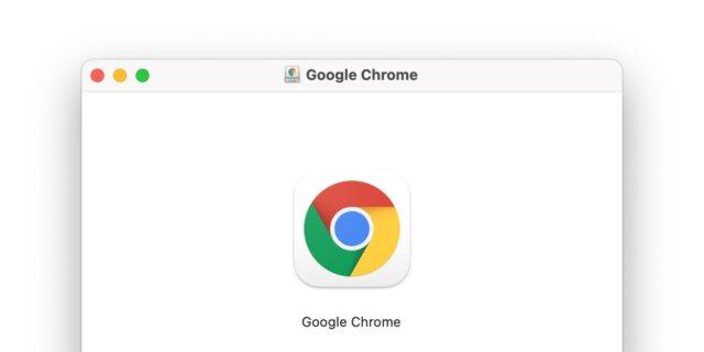 Google Chrome macOS