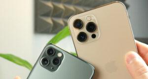 Confronto iPhone 11 Pro Max vs iPhone 12 Pro Max
