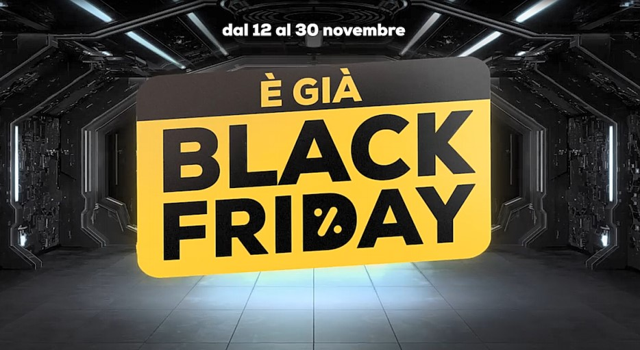euronics è già black friday 12 30 novembre 2020