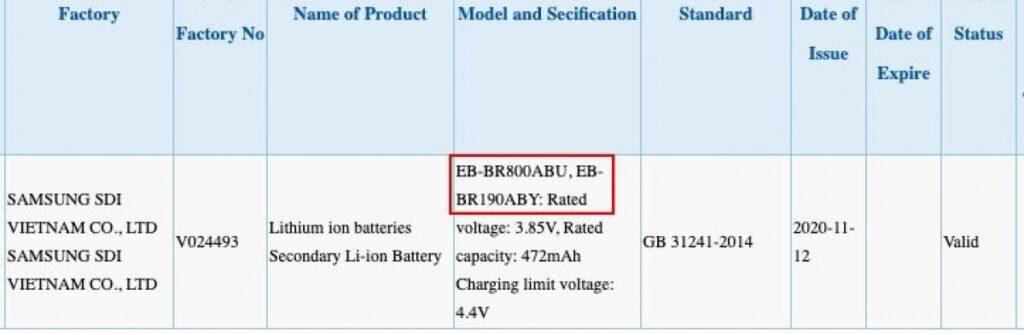 Le cuffie Samsung Galaxy Buds Beyond sono in arrivo: i primi dettagli tecnici 1