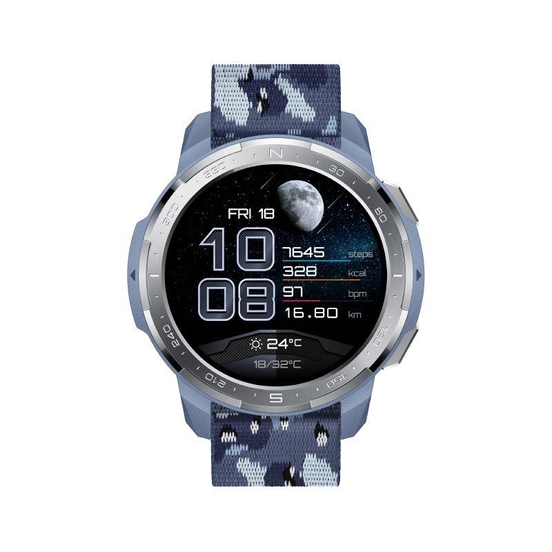 honor watch gs pro camo blue disponibile