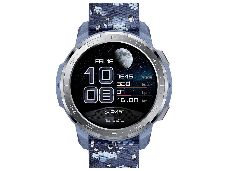 È disponibile la colorazione Camo Blue per HONOR Watch GS Pro
