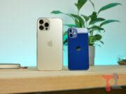 iPhone 12 Pro Max e iPhone 12 Mini