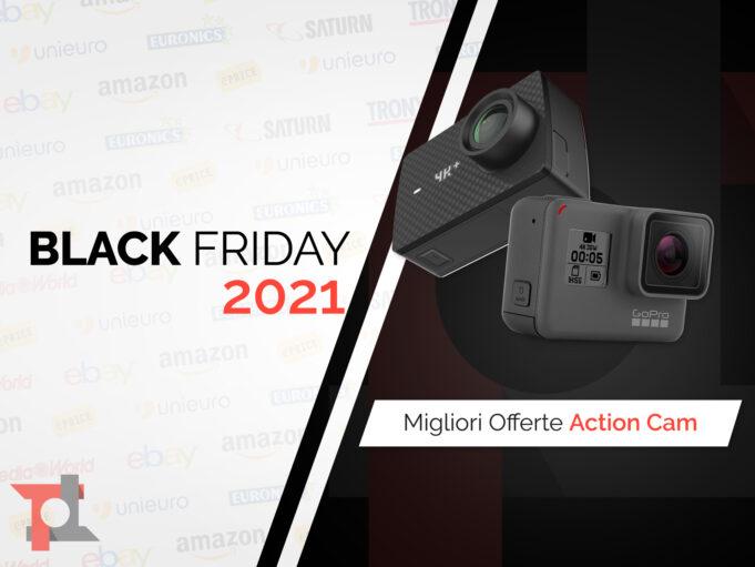 offerte black friday 2021 Action Cam
