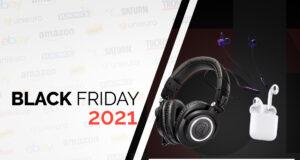 offerte black friday 2021 cuffie