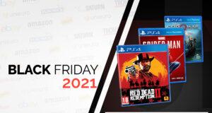 offerte black friday 2021 giochi playstation