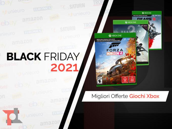 offerte black friday 2021 giochi xbox