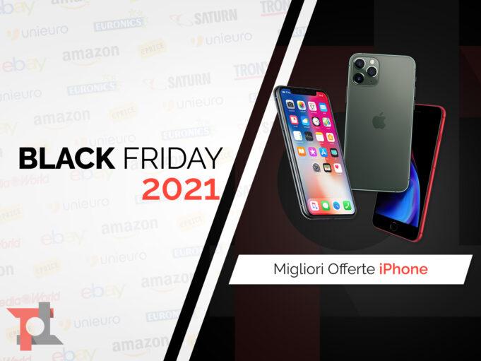 offerte black friday 2021 iphone