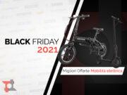 offerte black friday 2021 monopattini elettrici
