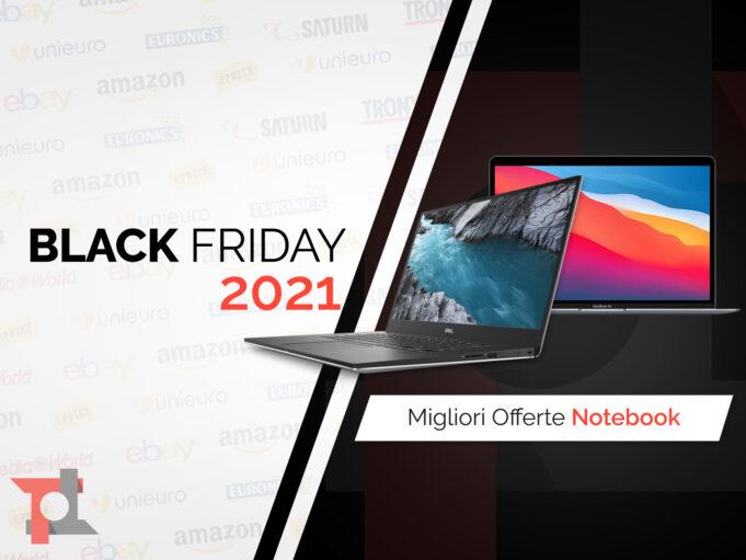 offerte black friday 2021 notebook